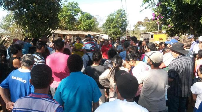 conflitos em áreas rurais