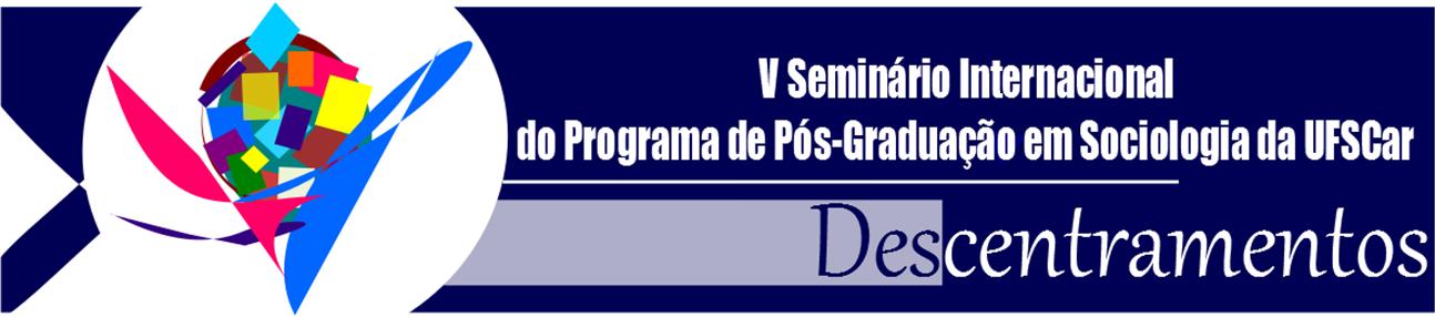 V Seminário Internacional do Programa de Pós-Graduação em Sociologia