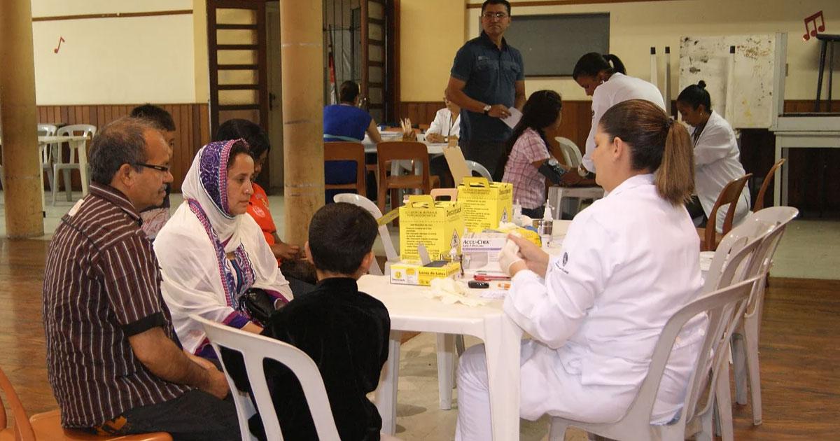 migração e saúde