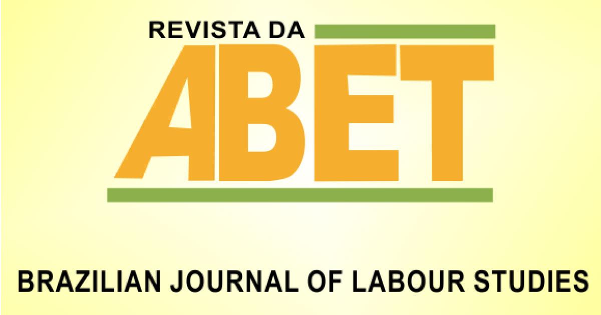 revista da ABET