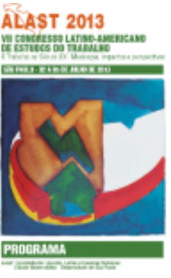 VII Congresso Latino-americano de Estudos do Trabalho