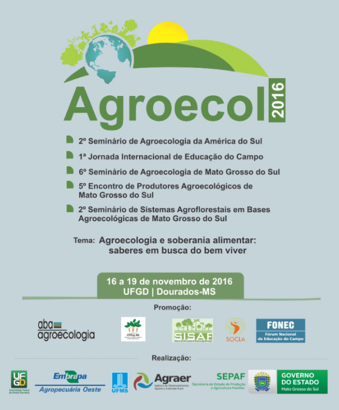 Agroecol 2016