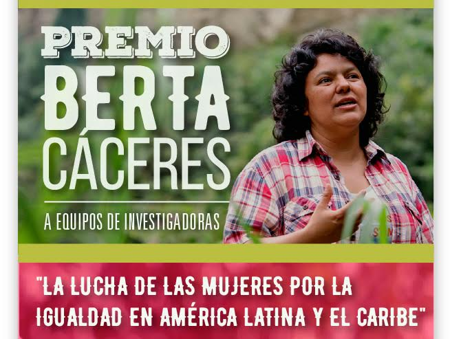 Premio Berta Cáceres