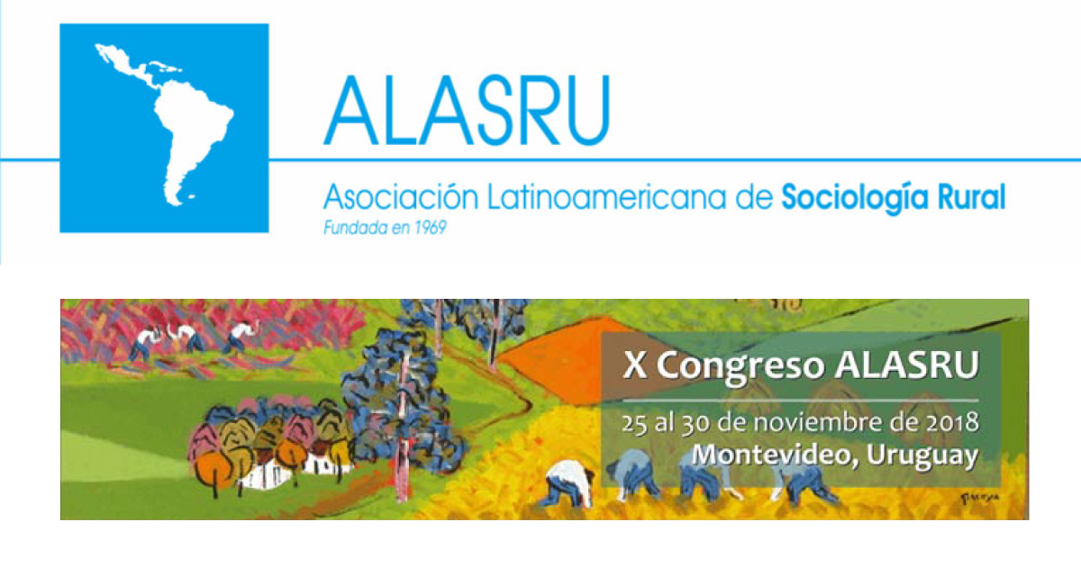 X Congresso ALASRU